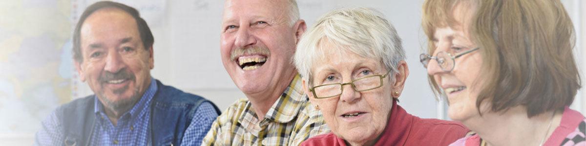 Sprachkurse für Senioren