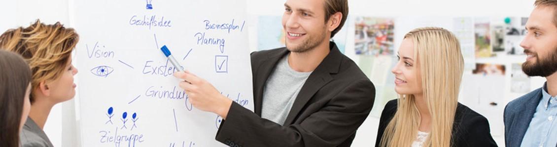 Erfolgreich präsentieren: Präsentationstechnik