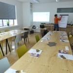 Trainingsvorbereitungen bildungsraum