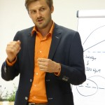 Speed Reading Trainer Markus Rieder im bildungsraum-Training