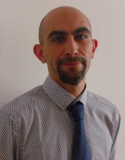 bildungsraum-Trainer Yacine Korid