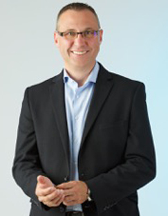 bildungsraum-Trainer Michael Knorr