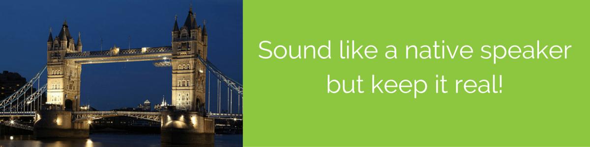 Wie Sie Englisch zu Ihrer Sprache machen und authentisch wirken