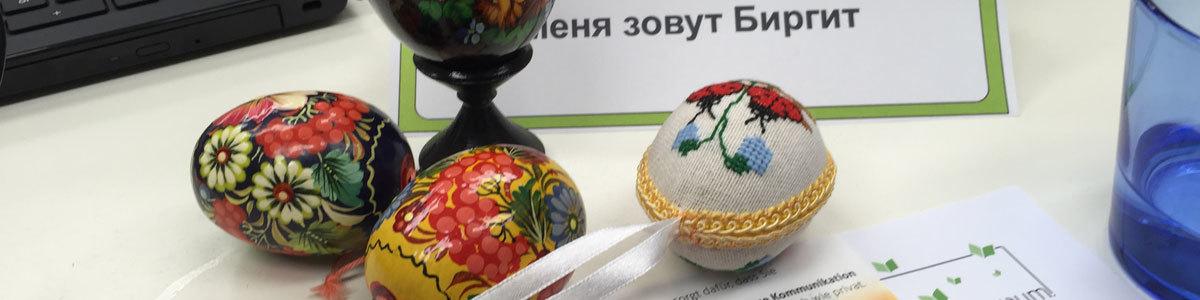russisch Workshop im bildungsraum