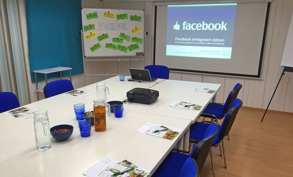 Facebook Workshop