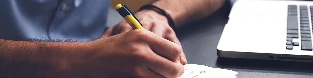 Texter, Journalist, Blogger - Unterschiede
