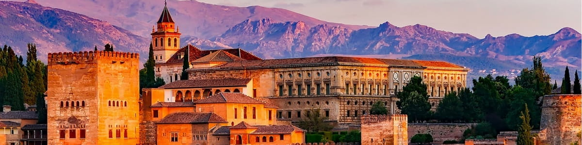 Spanien: Granada